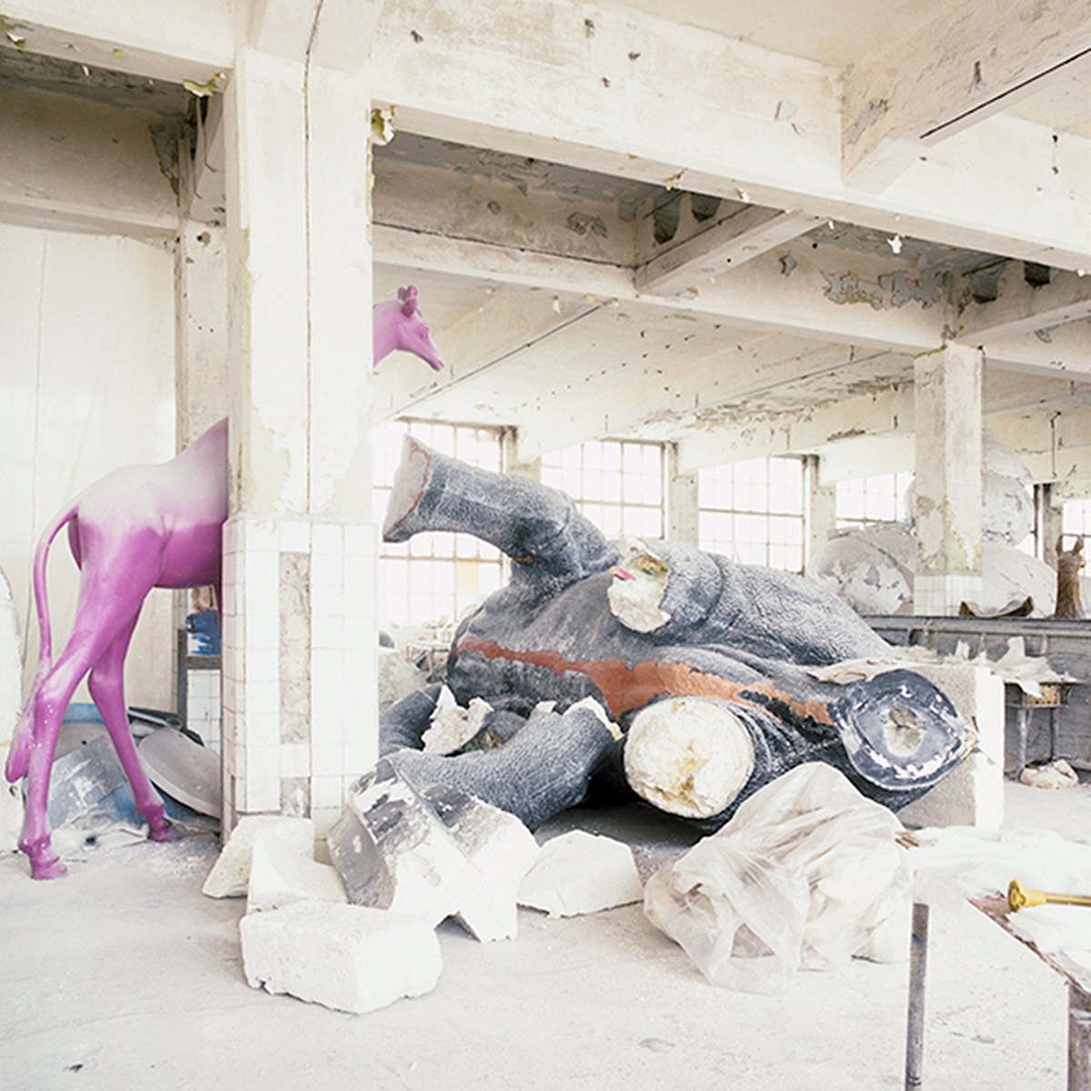 Anna Lehmann-Brauns -- Paradise Lost